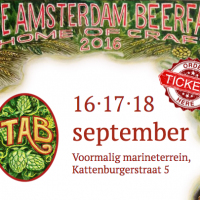 Vals Nat Bier is present op The Amsterdam Beer fair
