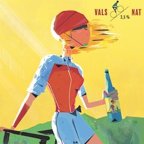 logo Vals Nat Bier
